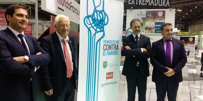 Mundo Franquicia consulting y Grupo DIA presentan la campaña solidaria Franquicias Contra el Hambre